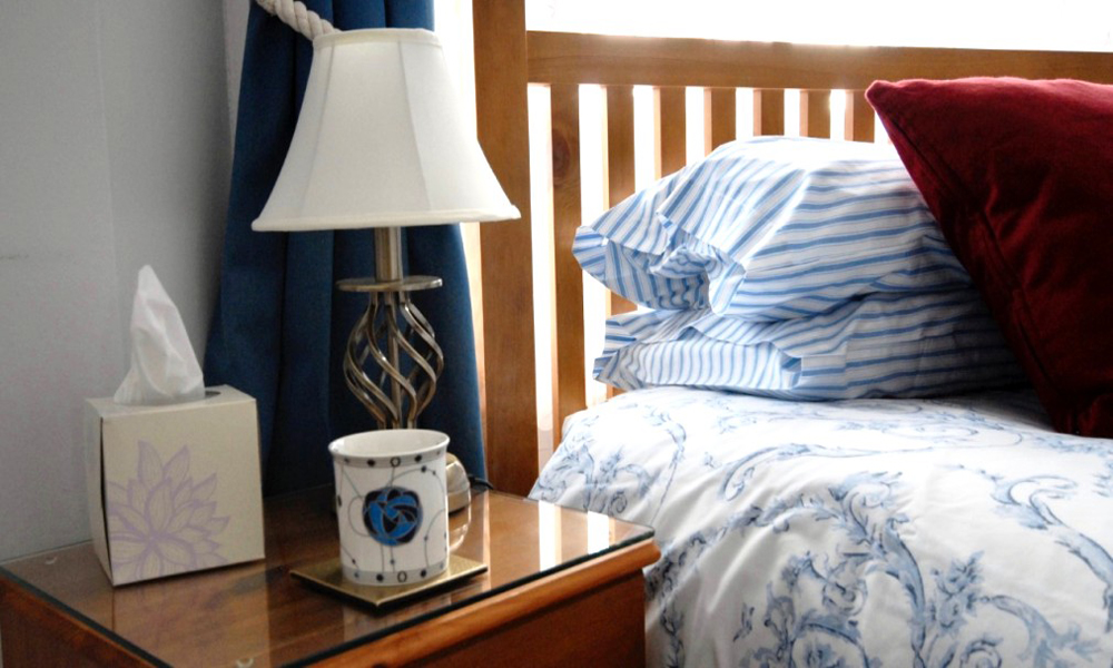 bed and breakfast swanage little gem